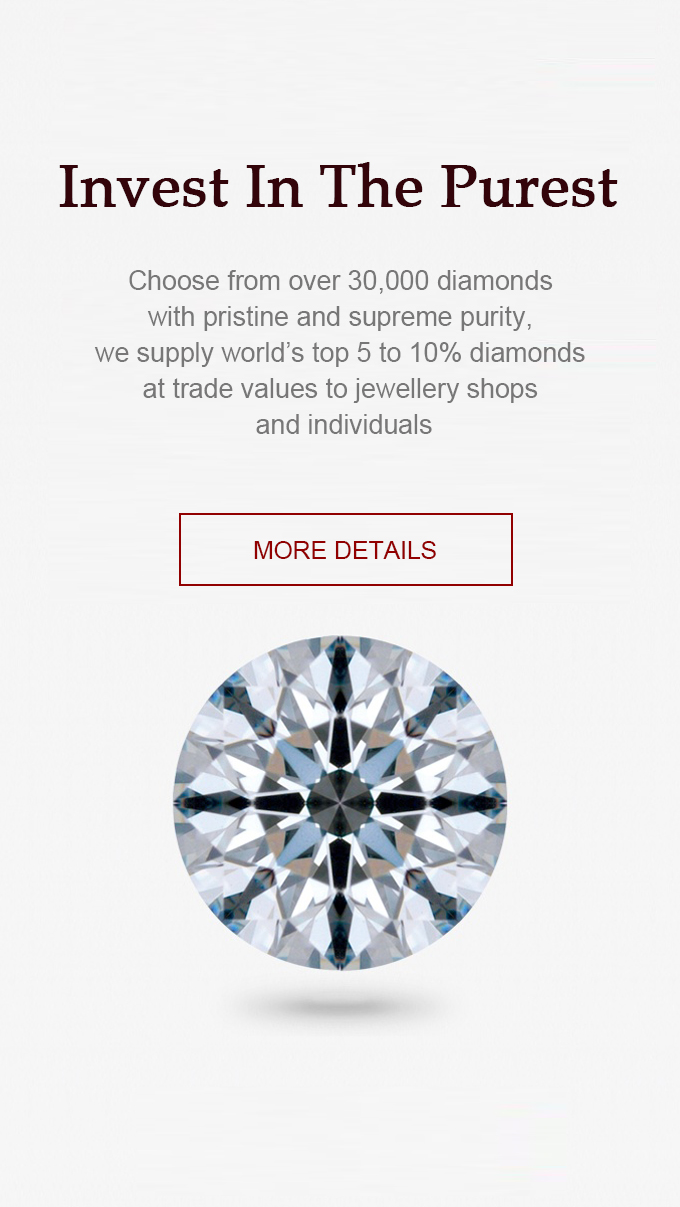 Invest In The Purest | Bee's Diamonds