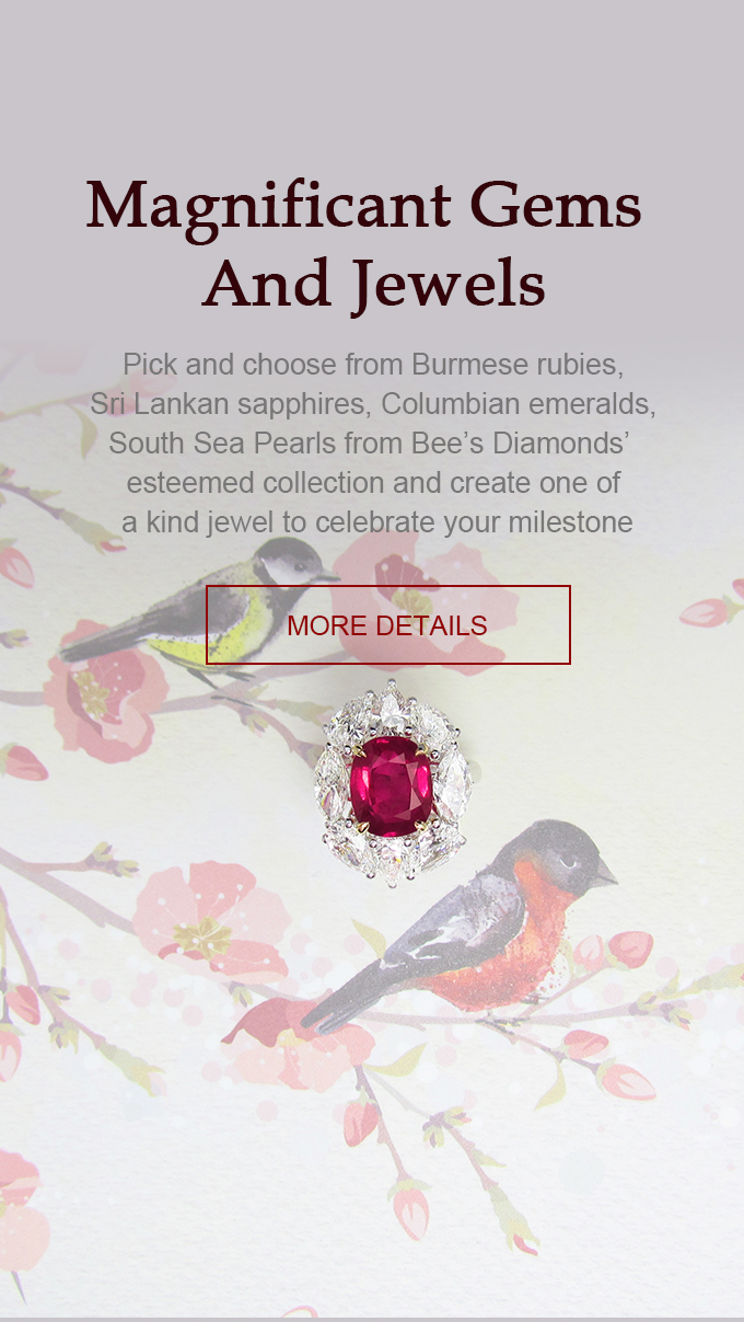 Magnificant Gems & Jewels | Bee's Diamonds